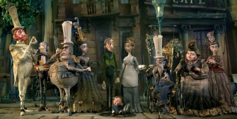 Great Trailer Lands For The Boxtrolls
