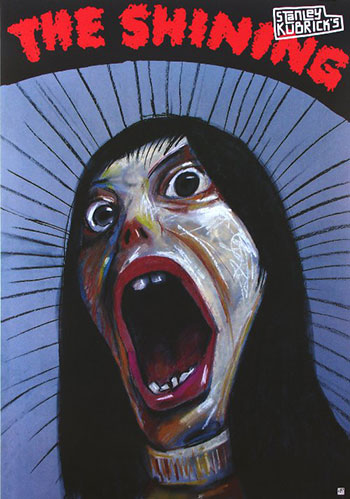 The Shining Polish movie poster