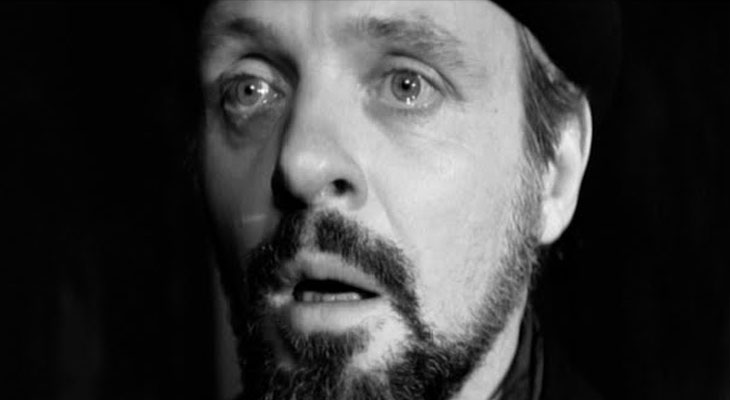 Anthony Hopkins as Frederick Treves in The Elephant Man