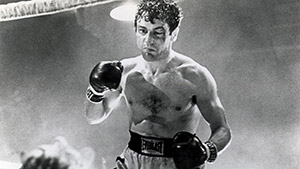 Robert De Niro as Jake La Motta Raging Bull (1980)