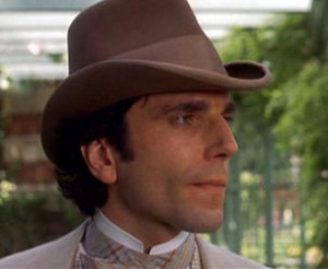 Daniel Day-Lewis in The Age of Innocence