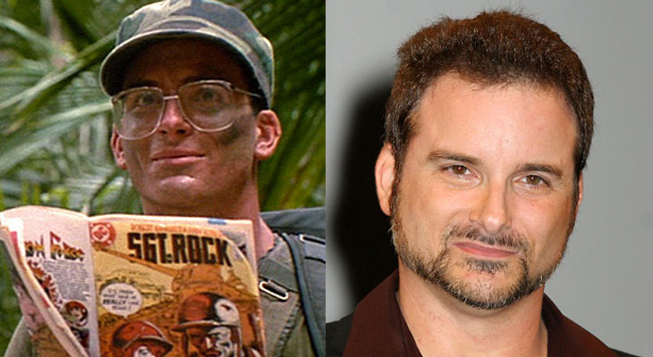 SHANE BLACK (Played Hawkins)
