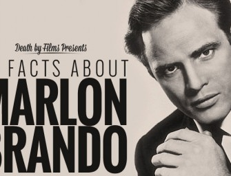 Marlon Brando – 21 Crazy Things That You May Not Know