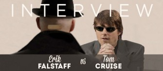 We Speak to Tom Cruise
