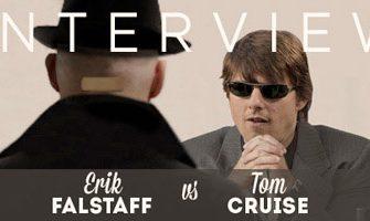 We Speak to Tom Cruise