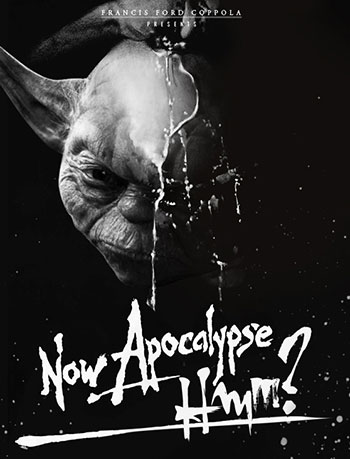 Yoda in NOW, APOCALYPSE...HMMM? - Star Wars spin-off movie