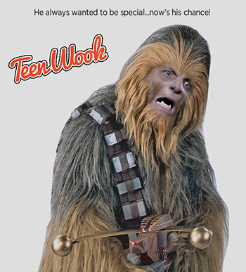 TEEN WOOK - Star Wars spin-off movie