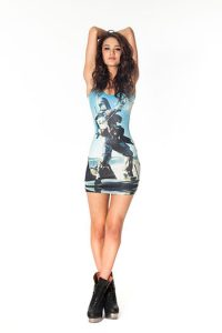 Boba Fett Themed dress
