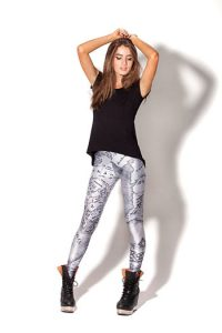 Lord of the Rings Gondor Map leggings