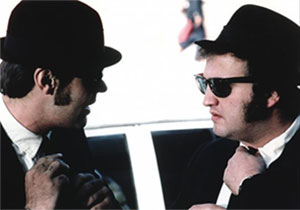 blues brothers publicity shot