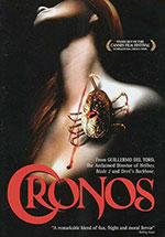Cronos movie poster