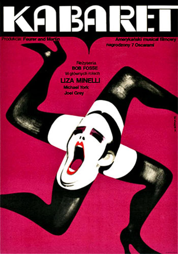 Cabaret Polish movie poster