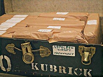 Kubrick's NAPOLEON