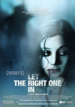 Let The Right One In (2008) poster