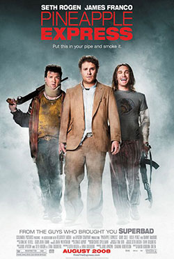 Pineapple Express poster