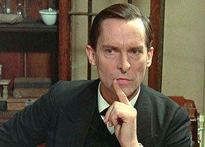 Jerermy Brett as Sherlock Holmes