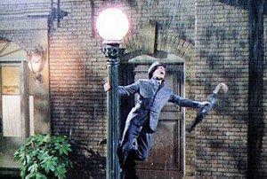 Gene Kelly in Singin' in the Rain (1952)