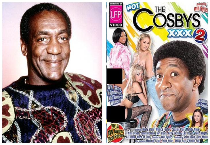 The Cosby Show (1984 - 1992) vs Not the Cosbys XXX (2010)