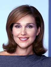 Peri Gilpin as Roz in Frasier