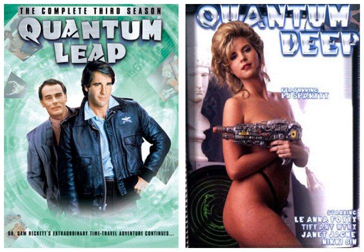 Quantum Leap (1989 - 1993) vs Quantum Deep (1993)