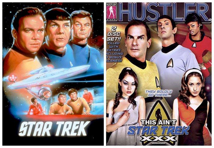 Star Trek (1966 - 1969) vs This Ain't Star Trek XXX (2009)