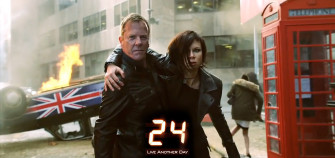 First Teaser Trailer for 24: Live Another Day