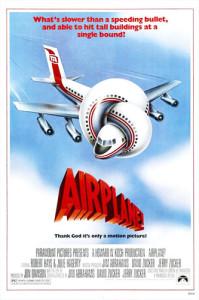 Airplane! (1980) movie poster