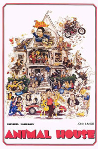 Animal House (1978) movie poster