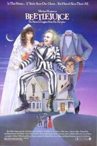 Beetlejuice (1988) movie poster
