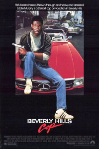 Beverly Hills Cop (1984) movie poster