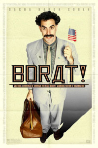 Borat: Cultural Learnings of America for Make Benefit Glorious Nation of Kazakhstan (2006) movie poster