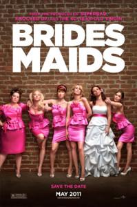 Bridesmaids (2011) movie poster