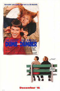 Dumb and Dumber 1994 movie poster