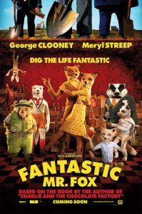 Fantastic Mr. Fox (2009) movie poster