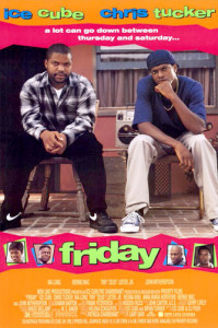 Friday (1995) movie poster