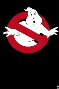 Ghostbusters (1984) movie teaser poster