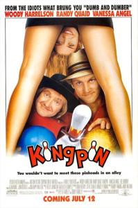 Kingpin (1996) movie poster
