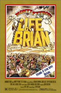 Life of Brian (1979) movie poster