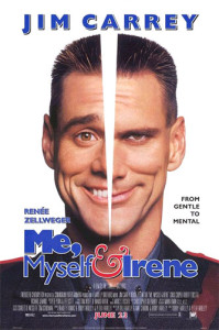 Me, Myself & Irene (2000) movie poster