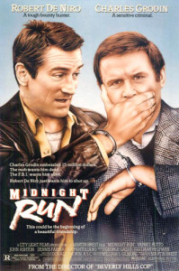 Midnight Run (1988) movie poster