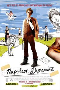 Napoleon Dynamite (2004) movie poster