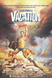 Nation Lampoon's Vacation (1983) movie poster