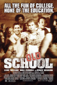 Old School (2003) movie poster