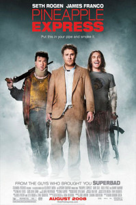 Pineapple Express (2008) movie poster