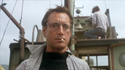 Roy Scheider in jaws