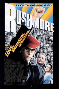 Rushmore (1998) movie poster