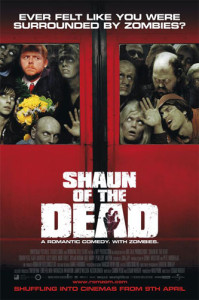 Shaun of the Dead (2004) movie poster