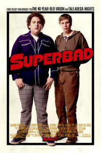 Superbad (2007) movie poster