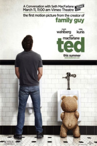Ted (2012) movie poster