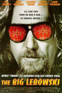 The Big Lebowski (1998) movie poster
